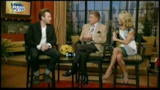 ewan mcgregor interview on regis kelly