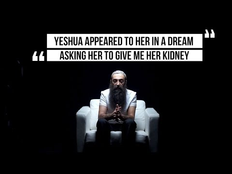 Orthodox Jew (Russian) in Israel, Neriyah came to believe in Jesus-Yeshua