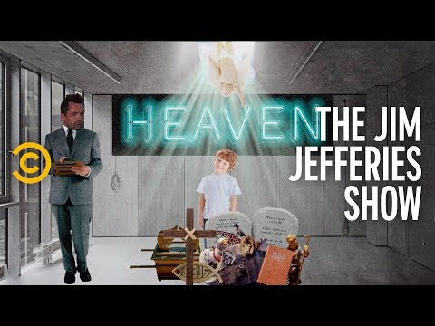 Has Jim Found God? - The Jim Jefferies Show