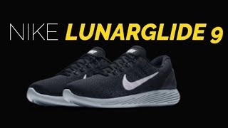 NIKE LUNARGLIDE 9 Review | running performance