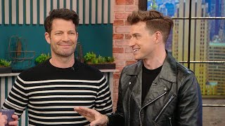 """Nate Berkus & Jeremiah Brent On Why They're """"Mad"""" At Rach (LOL) + Their Home Decor Disagreement"""