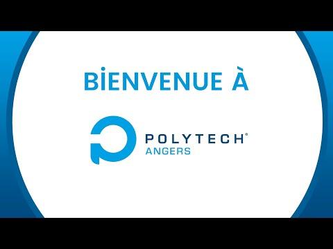 Bienvenue à Polytech Angers
