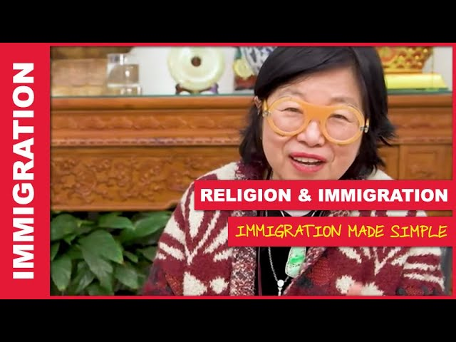 Religion in Immigration Law - Margaret W. Wong & Associates LLC