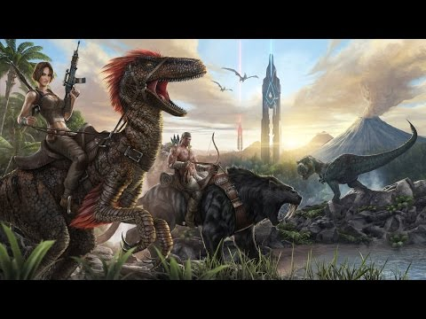 Dinosaur Survival arrives with ARK: Survival Evolved, watch the announcement trailer here
