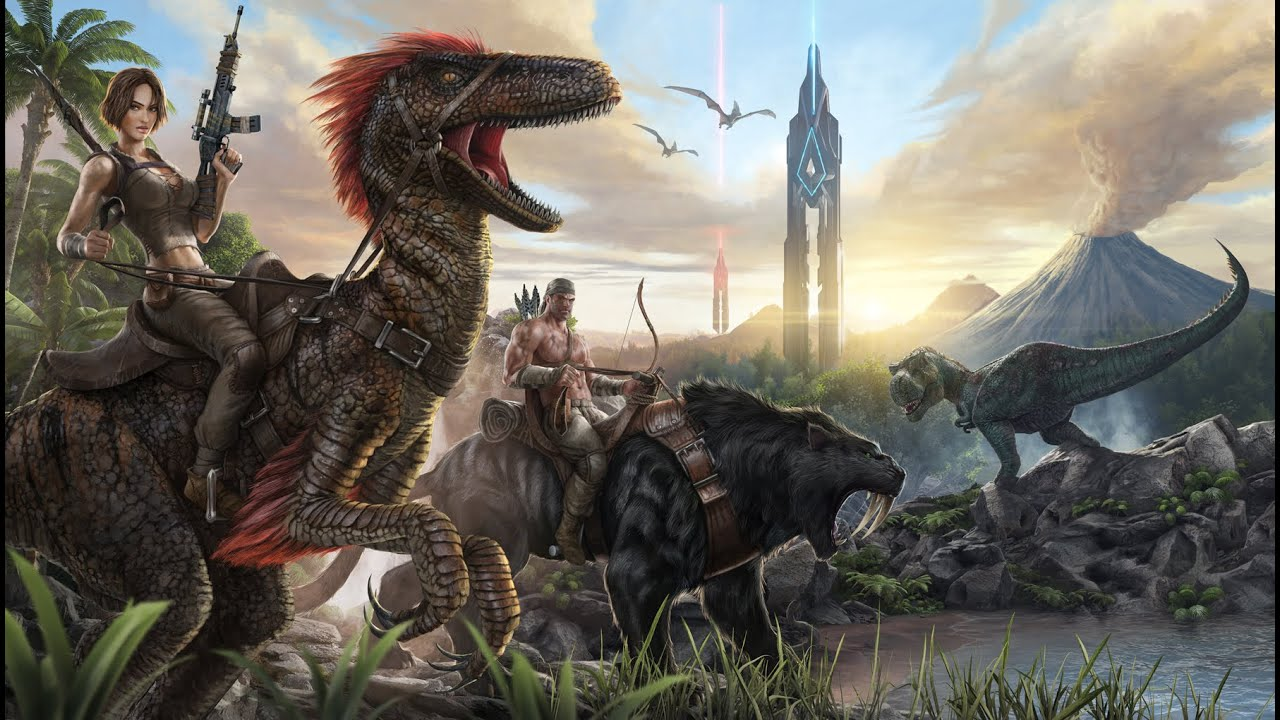 Купить ARK SURVIVAL EVOLVED (STEAMGIFT)