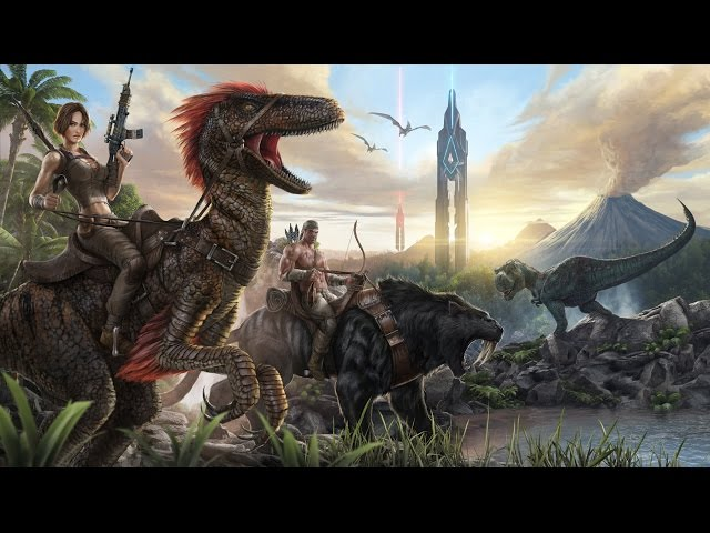ARK: Survival Evolved (видео)