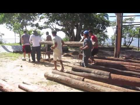 Brazil Mission Trip 2013: Church Building in the Amazon (Calebe)