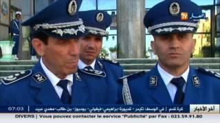 تيسمسيلت: تنصيب سي محند محمد السعيد رئيسا لأمن الولاية