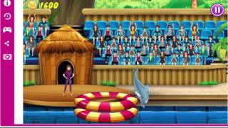 Dolphin Show Game | My Dolphin Show 7 | Amazing Online Games for Girls & Kids