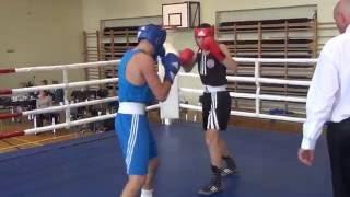 Adam Banaszczyk vs. Marcin Orzech (01/10/2016)