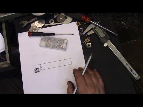 SCLCR insert holder Part 1