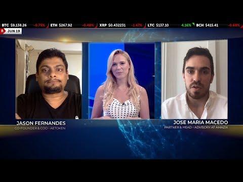 Crypto Now- 6-19- Jason Fernandes Bakkt and halving are the main bullish drivers for Bitcoin