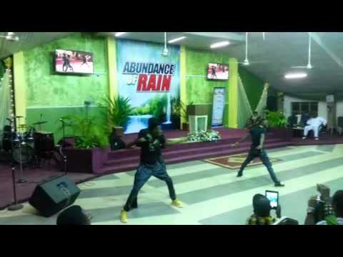 Download Elevators dance crew storms lagos mp4