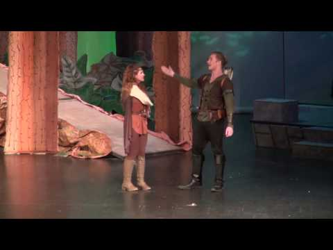 Robin Hood - Willamette HS 11/17/16