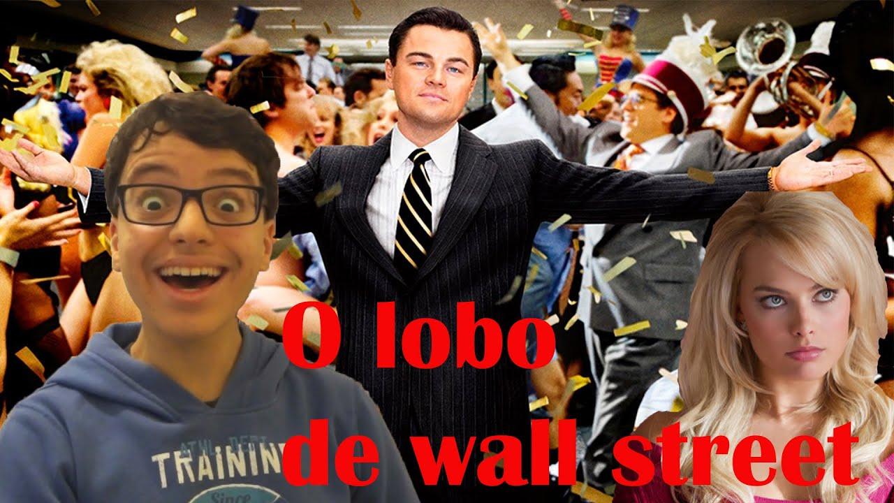 O Lobo De Wall Street 2013 Especial Dicaprio Youtube