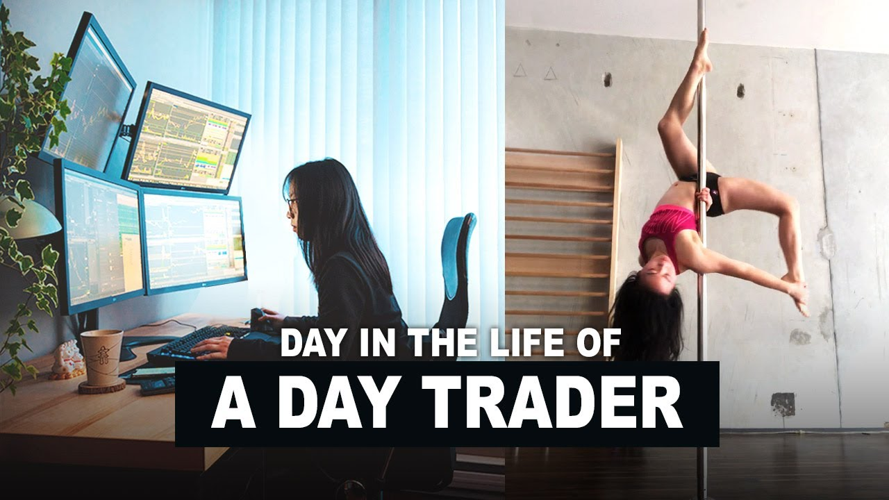 Download A Day in the Life of a Millennial Day Trader