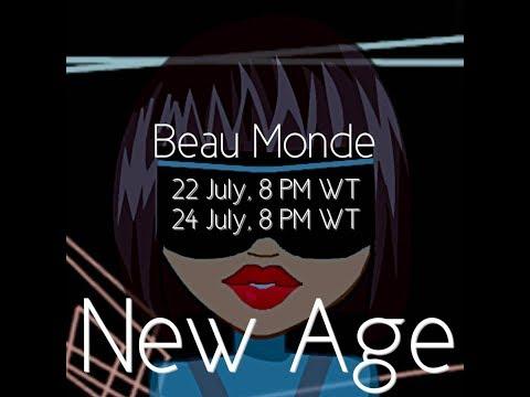 Woozworld Beau Monde: New Age Fashion Show