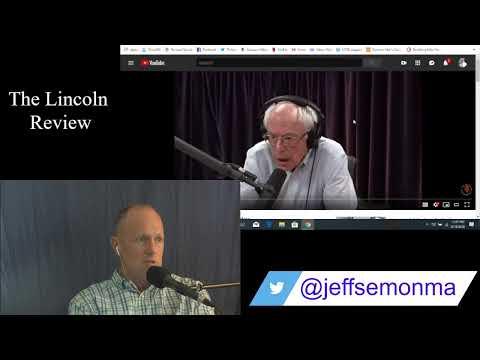 Lincoln Review E67: #MedicareForAll on @joerogan w/ @dpakman @BernieSanders