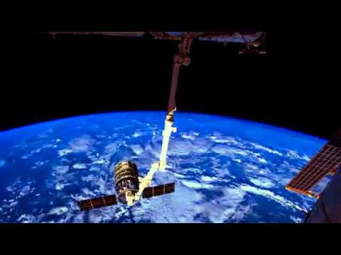The clearest video of Earth from space I've seen