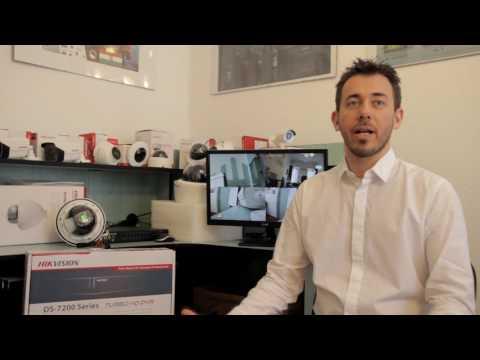 HikVision kamera rendszerek - HD-TVI és IP kamerák, DVR és analitika