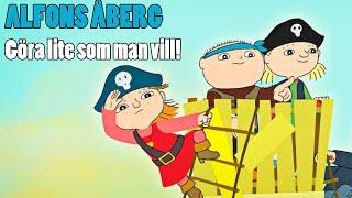 Alfons åberg låt