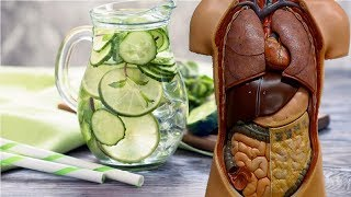 See What Happen When You Drink Cucumber Water Daily - Cucumber Water Health Benefits and How to