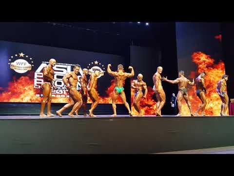 WFF ASIA PACIFIC CHAMPIONSHIP 2017, SINGAPORE