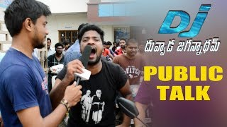 Video Duvvada Jagannadham Public Talk / Public Response || #DJ Public Talk / Review download MP3, 3GP, MP4, WEBM, AVI, FLV Juni 2017