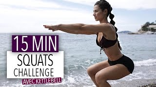 15MIN SQUAT CHALLENGE !!!