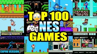 Top 100 NES Games [Part 1] || 😭1980s NOSTALGIA that WILL make YOU CRY😭