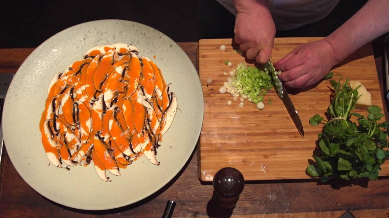 Die Küche Tim Mälzer | Veggie Carpaccio Von Tim Malzer Aus Die Kuche Youtube