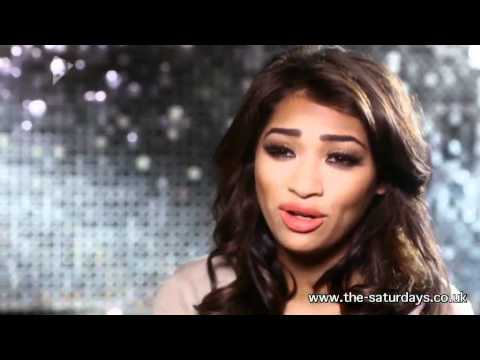 "The Saturdays (Vanessa White) - ""What Goes On Tour"" Documentary (Episode 4 - 15th May 2011)"