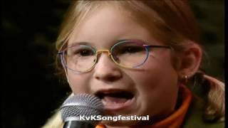 Kinderen voor Kinderen Songfestival 1996 - Mama is morgen van mij