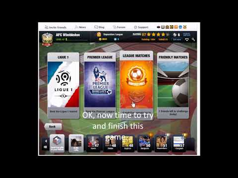 Copy Of Completing EA FIFA Superstars Game On Facebook 2010