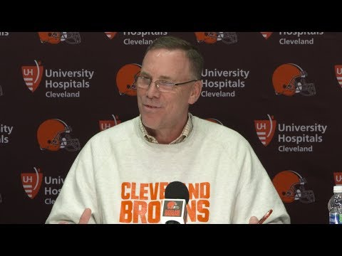 John Dorsey: This is an important draft for this organization