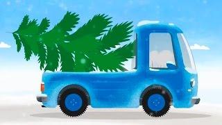 Мультфильмы для детей про машинки. Доктор Машинкова и грузовичок