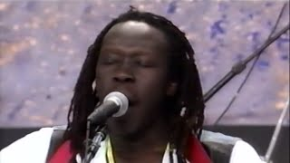 Geoffrey Oryema - Full Concert - 08 / 14 / 94 - Woodstock 94 (OFFICIAL)