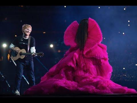 Beyoncé, Ed Sheeran - Perfect (Global Citizen 2018) (AUDIO) Mp3