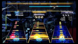 Prototype   The Way it Ends 2x Bass Pedal final Rock Band 3 version