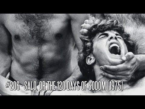 EFC II #206 - Salo, or The 120 Days of Sodom (1975)