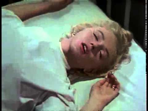 Marilyn Monroe.    The Bed  Scene  Niagara.