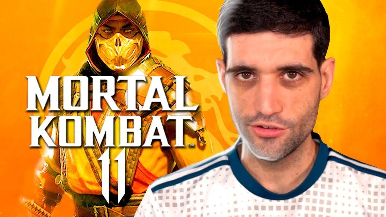 Mortal Kombat 11 - Novos FATALITIES e novos modos, minhas expectativas