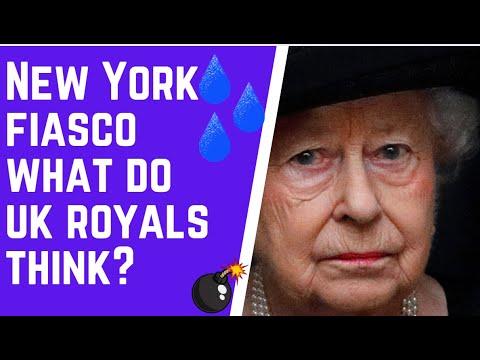Download New York fiasco for Meghan & Harry #royalnews #meghanmarkle #princeharry