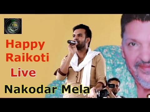 Happy Raikoti | Live Dera Baba Murad Shah Ji | Nakodar Mela | Sep 2016