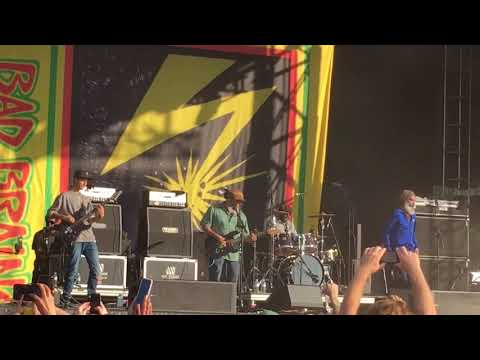 Bad Brains - Pay to Cum live at Riot Fest Chicago 2017