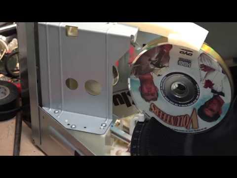 Sony DVP CX995 400 Disk Changer No Play