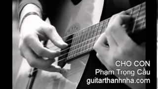 CHO CON - Guitar Solo