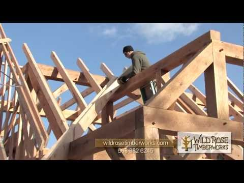 Download Youtube: Trout Run Hatchery Timber Frame Raising