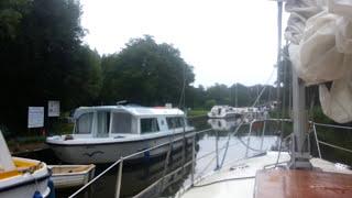 Living & Sailing On A Boat (Sailing High Seas) Ep1