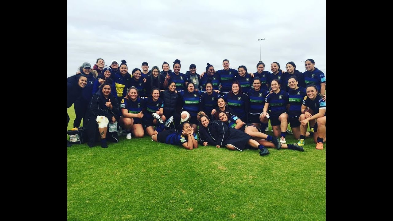 Ponsonby vs Manurewa Womens Rugby Final 2020